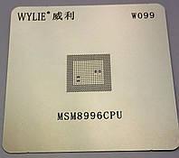BGA трафарет W099, MSM8996 cpu