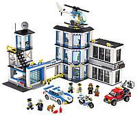 Лего Сити Полицейский участок LEGO City Police Station