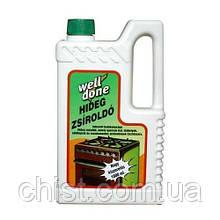 Well Done Антижир - средство для плиты запаска 1000 ml