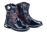 Демисезонная обувь Ботиночки для девочек от фирмы BBT(27-32)