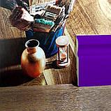 Плинтус МДФ в Ваш цвет высота 60мм, фото 8