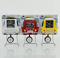 Часы детские Автомобиль