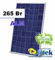 Altek ALM 265-60Р солнечные панели (батареи, фотомодули) поликристалл 265 Вт