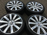 Диски 21'' на BENTLEY GT GTC SPUR GENUINE CHR