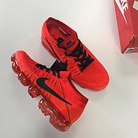 Кроссовки Nike Air VaporMax Nobel Rosse. Топ качество! (Реплика ААА+)