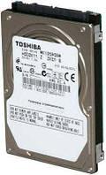 Жесткий диск Toshiba MK 59GSM, 2.5, 1TB, 5400 оборотов/мин, буфер 8 Мб, SATA III, 70 x 13 x 100 мм, среднее вр