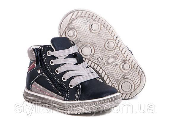 Дитяче взуття оптом. Дитячий демісезонний взуття бренду С. Промінь для хлопчиків (рр. з 21 по 26), фото 2