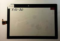 Touchscreen Lenovo A10-30/Yoga Tab2 830f black