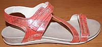 Босоножки женские кожаные великаны, босоножки большие размеры от производителя модель МИ9507-П