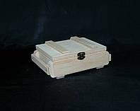 Заготовка для декупажа. Шкатулка(Арми 3) 17х12х6(см), фото 1