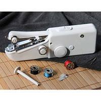 Ручная швейная машинка - инструмент на все случаи жизни!