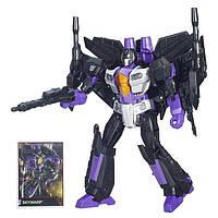 Трансформер Скайварп Transformers Combiner Wars Skywarp