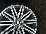 Диски 21'' на BENTLEY GT GTC SPUR FORGED, фото 2