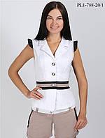 Костюм женский оптом Эдвина  красивый, модный, фасон в размерах 44