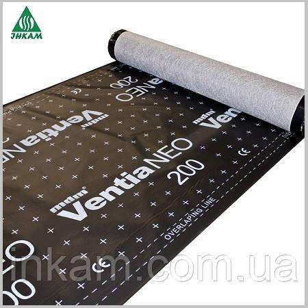 Супердифузійні мембрани Ventia NEO 200 TPU