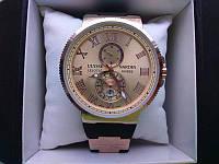 Часы Ulysse Nardin Maxi Marine Gold 110 (копия)