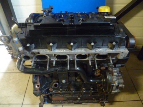Двигатель б/у Renault Trafic, Master, Opel Movano 2,5DTi G9U 2001-