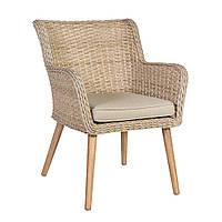 Садовое кресло Retro из искусственного ротанга , фото 1
