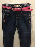 Подростковые джинсы на девочку 146,158,164 см, фото 2