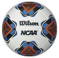 Мини-мячик футбольный Wilson NCAA Mini Forte II SS15 White-Blue
