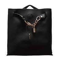 Модная женская сумка 5501 black