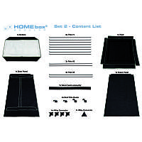 Гроубокс HomeBox Modular Set 2 120х120х200 см