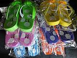 Недорогие детские вьетнамки оптом со склада, фото 5