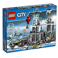 Конструктор Лего Сити Остров тюрьма 60130 LEGO CITY Prison Island