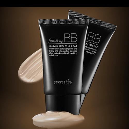 ББ крем с легким покрытием Secret Key Finish Up BB Cream