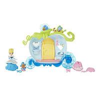 Disney Принцессы диснея Золушка и карета Маленькое королевство Princess Little Kingdom Cinderella's Bibbidi Bobbidi Carriage