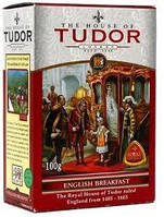 """Чай черный """"Tudor"""" Английский завтрак 100г"""
