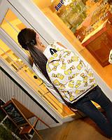 Рюкзак школьный детский-подростковый симпсоны барт bart.