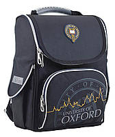 "Портфель для мальчика ""Yes"" H-11 Oxford black"