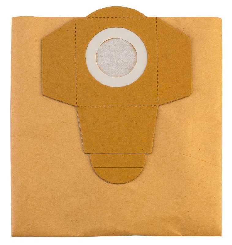 Мішки паперові до пилососа Einhell, 20 л, 5 шт