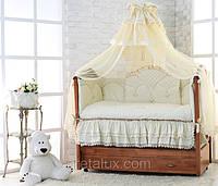Габриэлла- набор постельного белья Greta Lux из 7 пр.