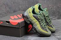 Мужские кроссовки Nike Air Max 95, темно-зеленый