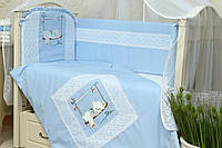 Защита в кроватку для новорожденных Мечта