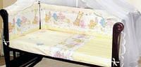 """Защита в детскую кроватку """"Гамма"""""""