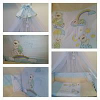 Funny Animals- набор постельного белья Greta Lux из 7 пр.