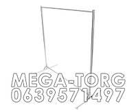 Стойка L1.0 □20×20 цвет металлик черный