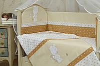 Сменное постельное белье в кроватку Рандеву
