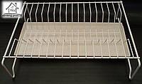 Настольная сушилка для посуды металл С003