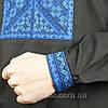 Чорна сорочка вишиванка, фото 3