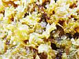 Забрус (восковые крышечки), сотовый мёд, фото 3