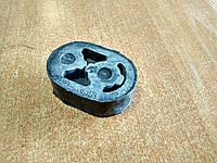 Подушка крепления глушителя Газель (резина)