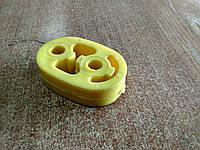Подушка крепления глушителя Газель (полиуретан)