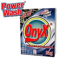 Стиральный порошок Onyx  3кг (в ассортименте)