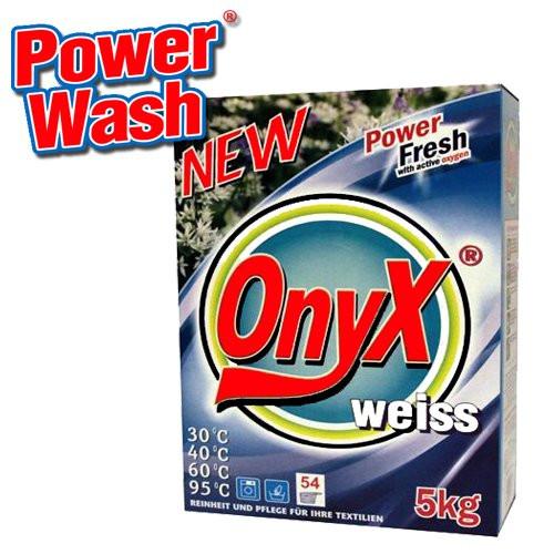 Стиральный порошок Onyx  5кг (в ассортименте) в пакете