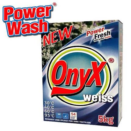 Стиральный порошок Onyx  5кг (в ассортименте) в пакете, фото 2