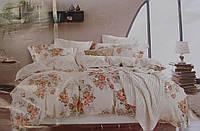 """Комплект элитного двуспального постельного белья MAISON D""""OR шелк."""